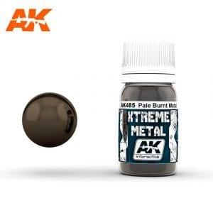 AK485 xtreme metal paints akinteractive