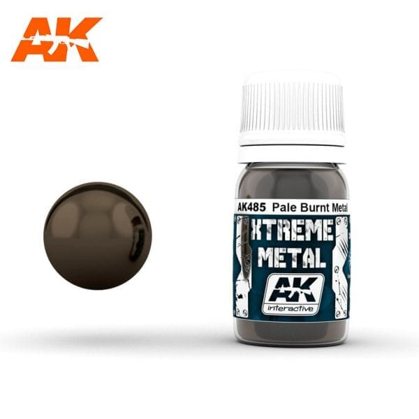 AK485 xtreme metal paints akinteractive