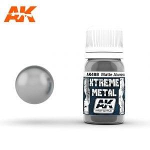 AK488 xtreme metal paints akinteractive