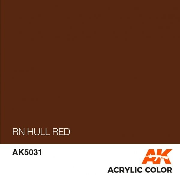 AK5031 RN HULL RED
