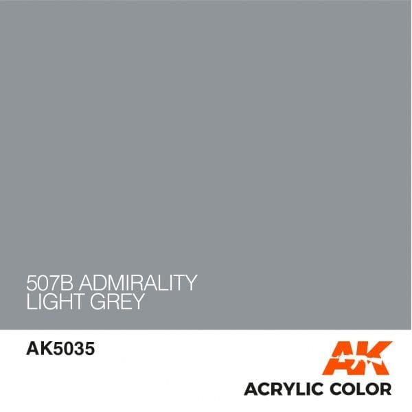 AK5035 507B ADMIRALITY LIGHT GREY