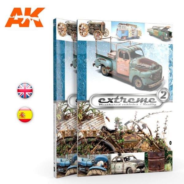AK503 modeling books akinteractive