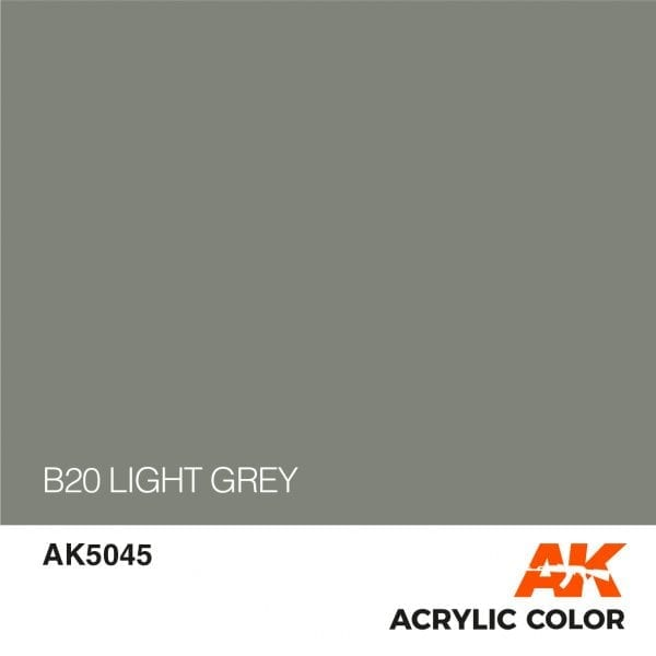 AK5045 B20 LIGHT GREY