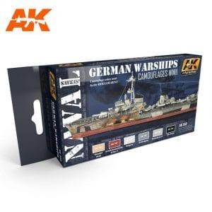 AK559 acrylic paint set akinteractive modeling