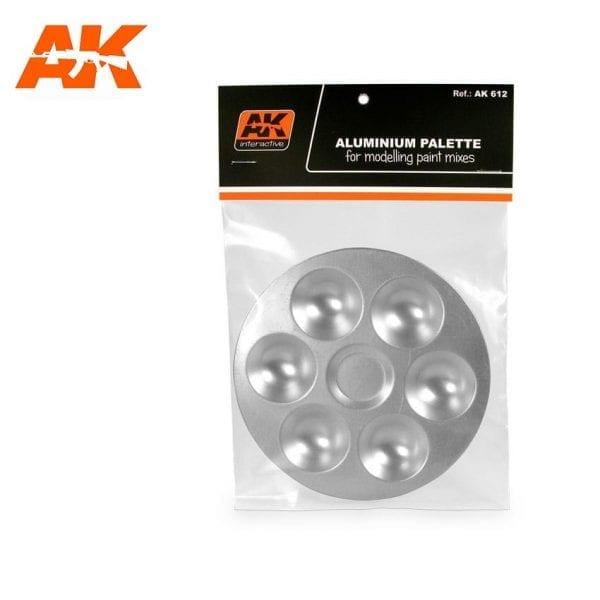 AK612 paint accesories akinteractive