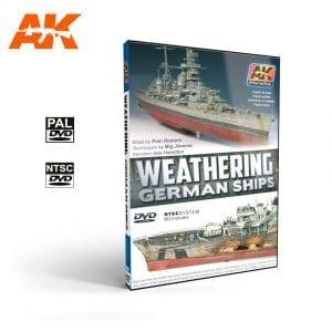AK650 modeling dvd akinteractive