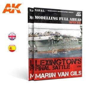 AK667 naval modeling books akinteractive
