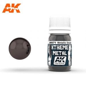 AK671 xtreme metal paints akinteractive