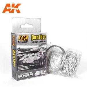 AK682 metal tracks akinteractive