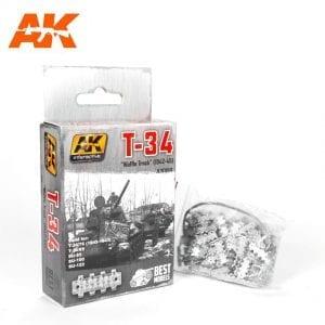 AK683 metal tracks akinteractive