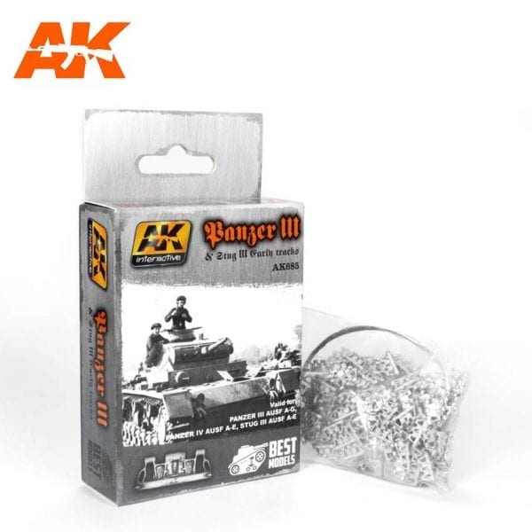 AK685 metal tracks akinteractive