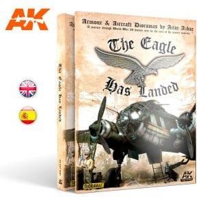 AK687 aircraft modeling books akinteractive