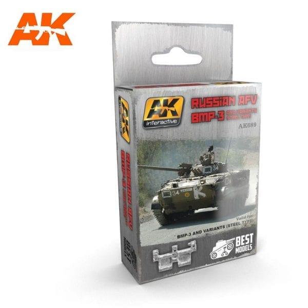 AK689 metal tracks akinteractive