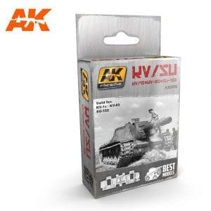 AK692 metal tracks akinteractive