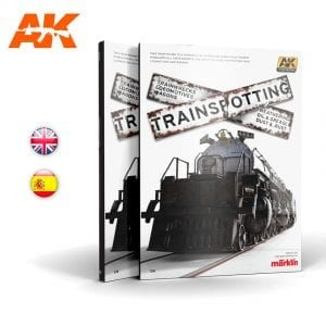 AK696 trains railroad modeling books akinteractive