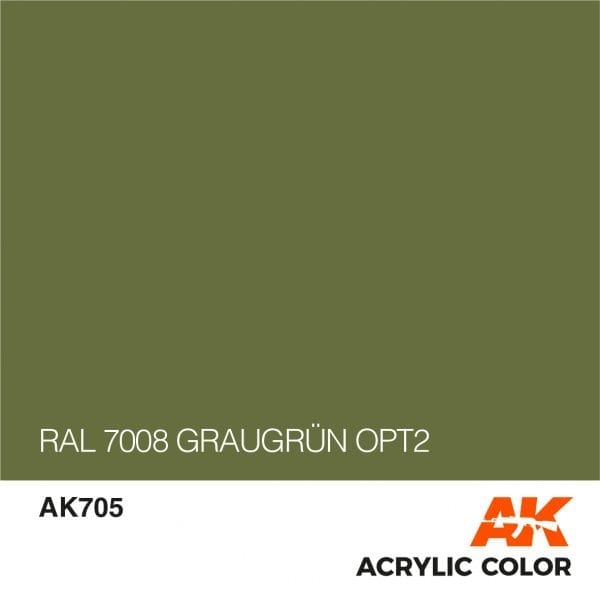 AK705 RAL 7008 GRAUGRÜN OPT2