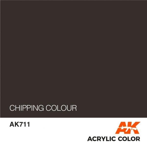 AK711 CHIPPING COLOUR