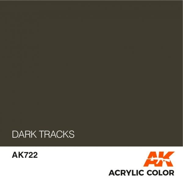 AK722 DARK TRACKS