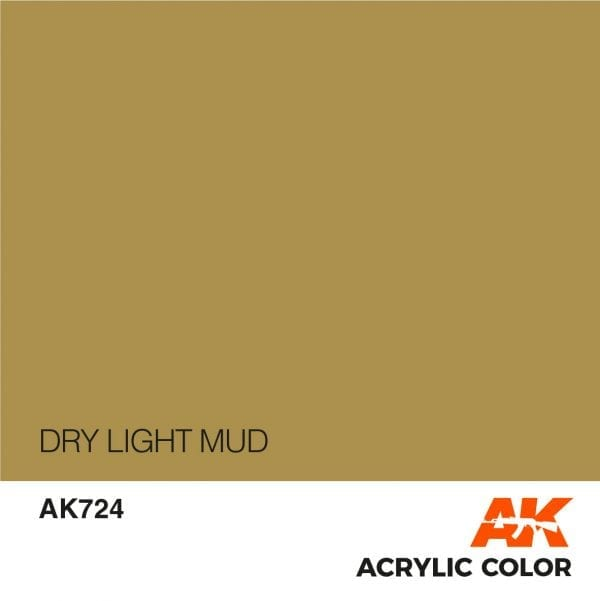 AK724 DRY LIGHT MUD