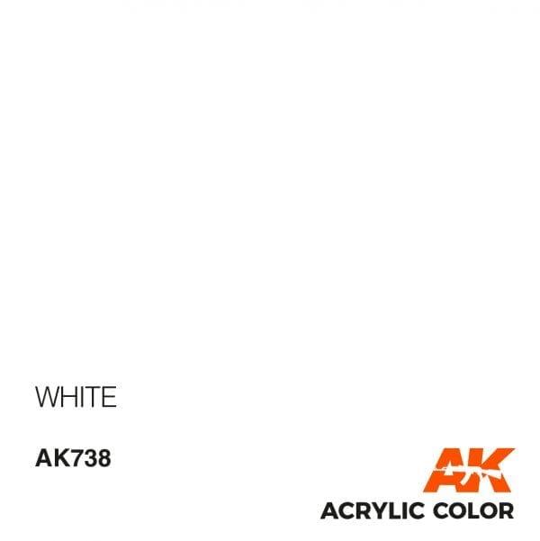 AK738 WHITE