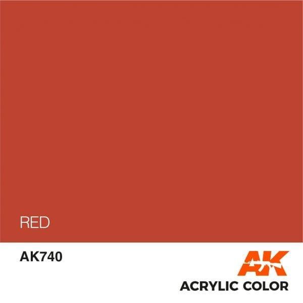 AK740 RED