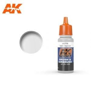 AK776 acrylic varnish akinteractive