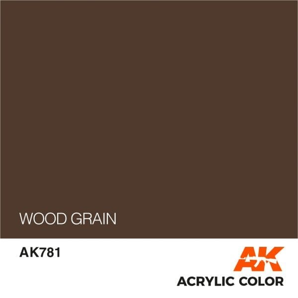 AK781 WOOD GRAIN