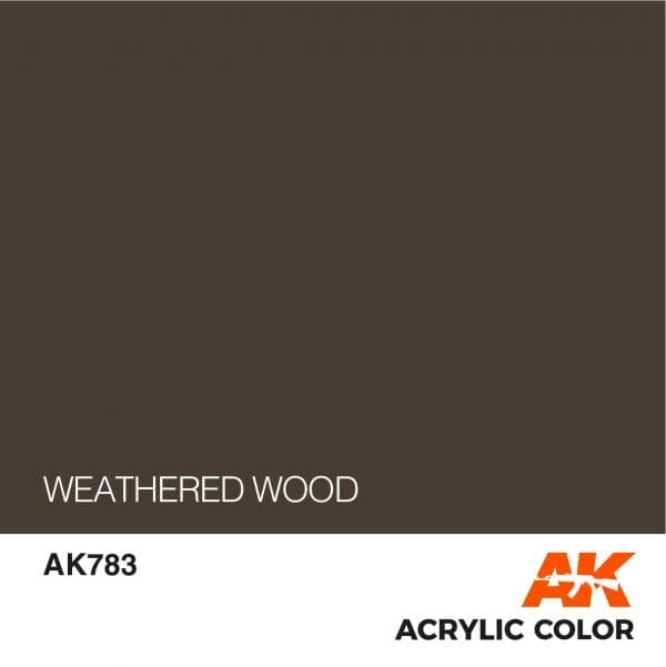 AK783 WEATHERED WOOD