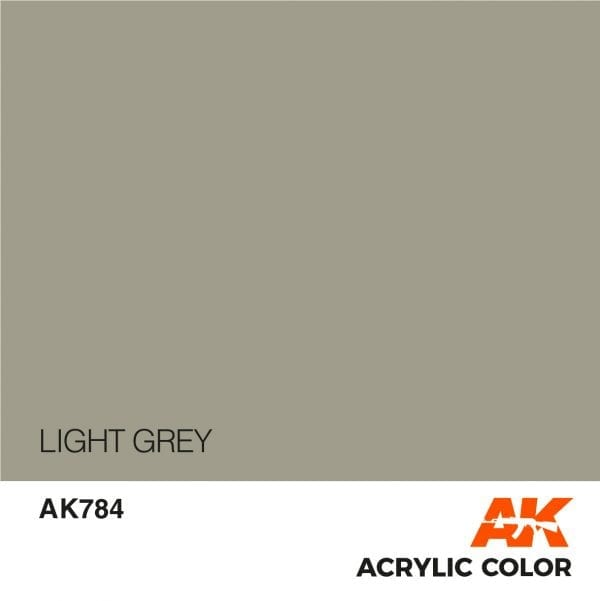 AK784 LIGHT GREY