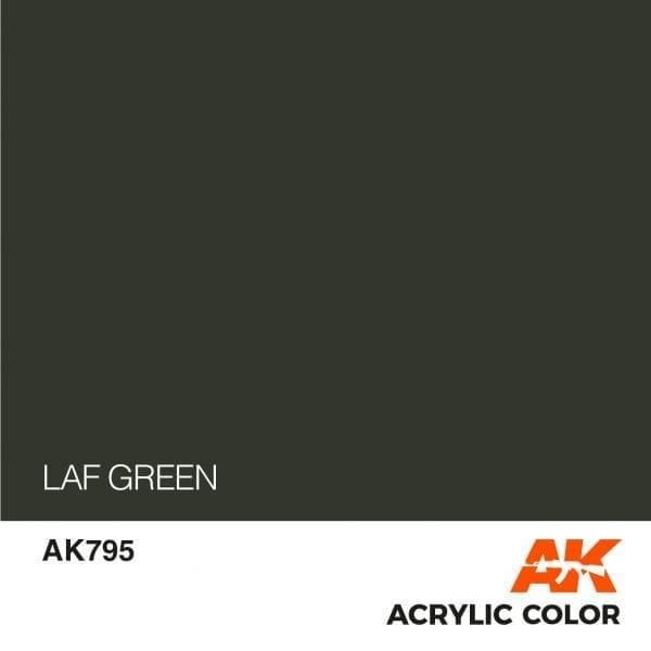 AK795 LAF GREEN