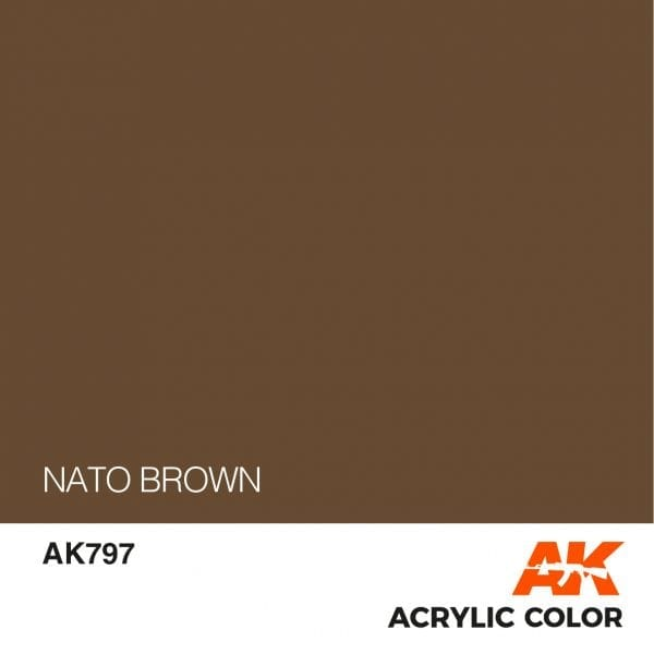 AK797 NATO BROWN