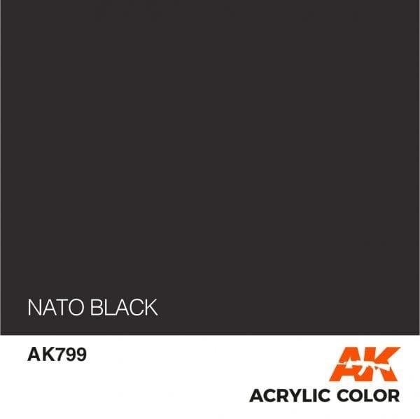 AK799 NATO BLACK
