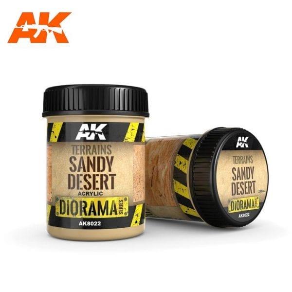 AK8022 dioramas textures akinteractive