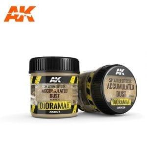 AK8031 dioramas textures akinteractive