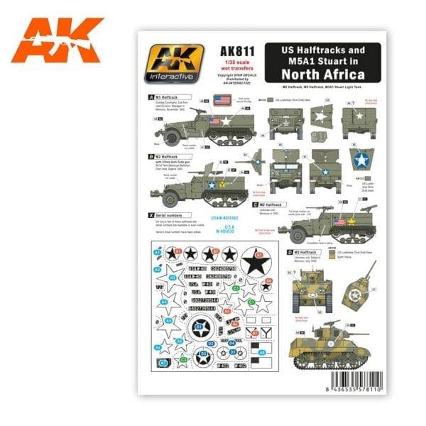 AK811 wet transfers akinteractive