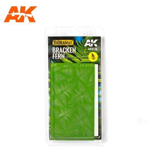 AK8136 fern dioramas akinteractive