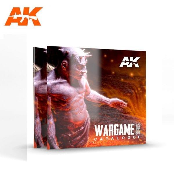 AK910 Wargame series catalogue 2019 akinteractive