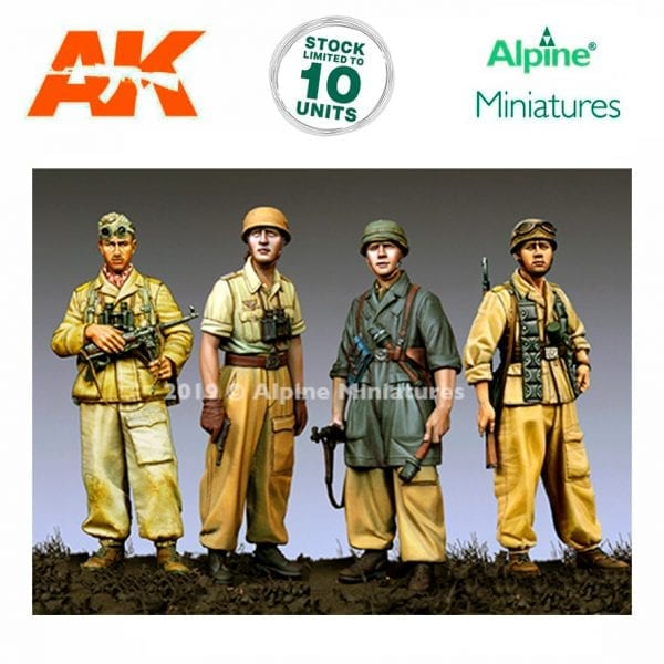 Alpine Miniatures ALS0006-LIMIT10