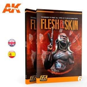 AK241 modeling paint books akinteractive
