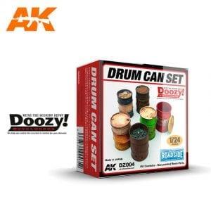 DZ004 Doozy akinteractive modeling