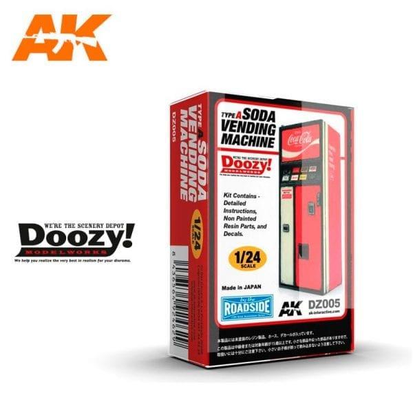 DZ005 Doozy akinteractive modeling