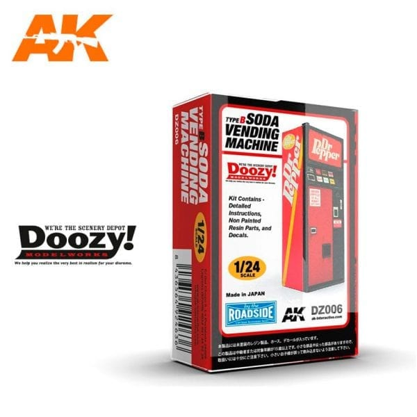 DZ006 Doozy akinteractive modeling