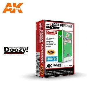 DZ008 Doozy akinteractive modeling