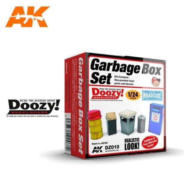 DZ010 Doozy akinteractive modeling