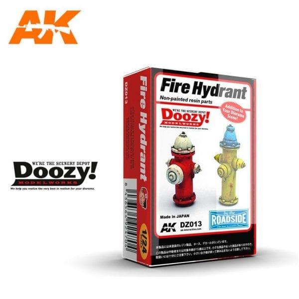 DZ013 Doozy akinteractive modeling