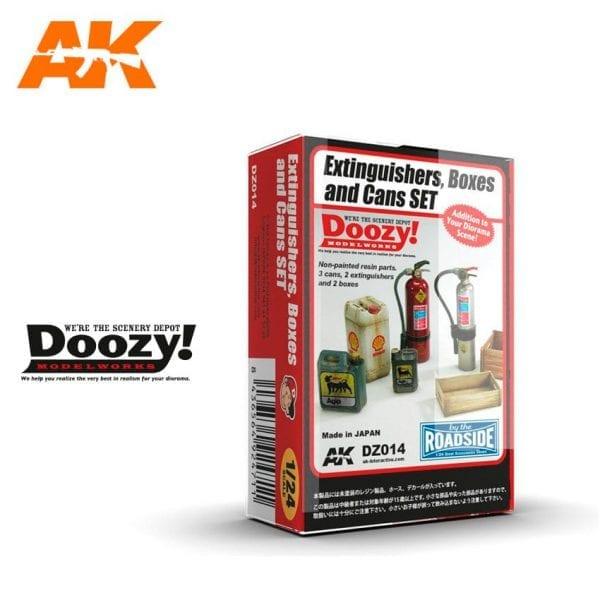 DZ014 Doozy akinteractive modeling