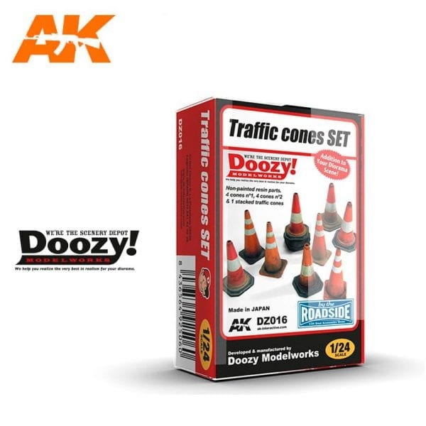 DZ016 Doozy akinteractive modeling