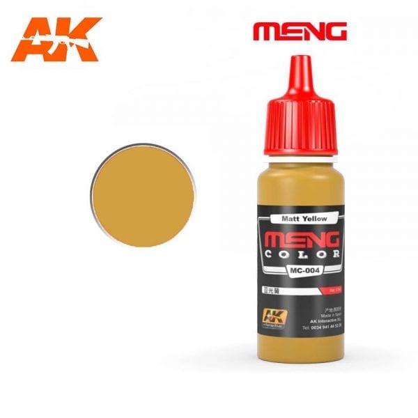 MC-004 acrylic paint meng akinteractive modeling