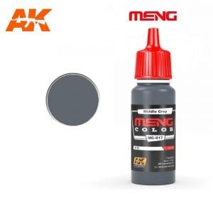 MC-017 acrylic paint meng akinteractive modeling