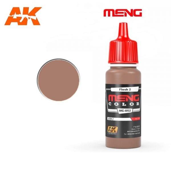 MC-052 acrylic paint meng akinteractive modeling